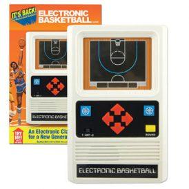 Electronic Basketball Handheld Game