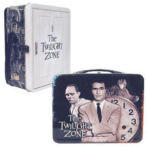 Twilight Zone Tin Tote