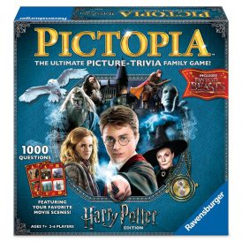 Pictopia Harry Potter Picture Trivia Family Game