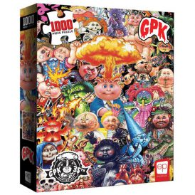 1000 pcs. Garbage Pail Kids Puzzle by The OP