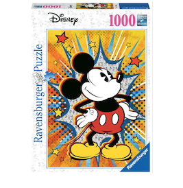 1000 pcs. Retro Mickey Puzzle Ravensburger