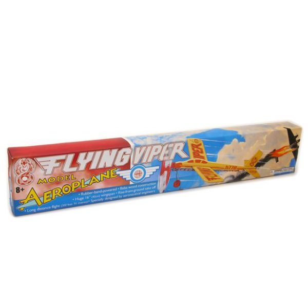Flying Viper Model Airplane by House of Marbles
