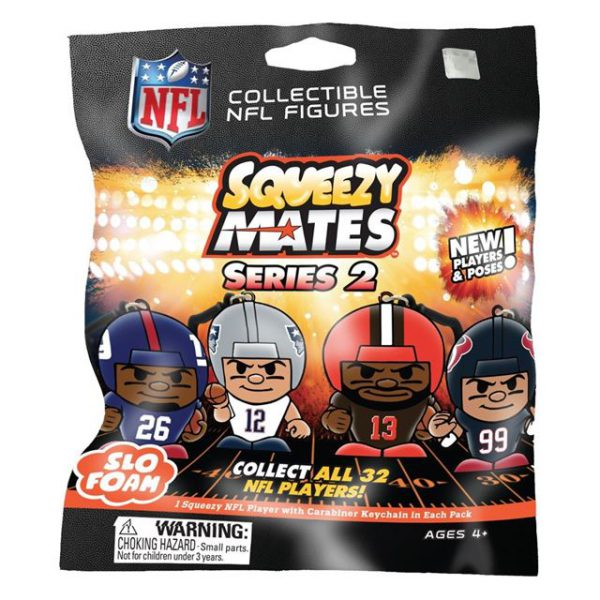 Squeezy Mates NFL Series 2