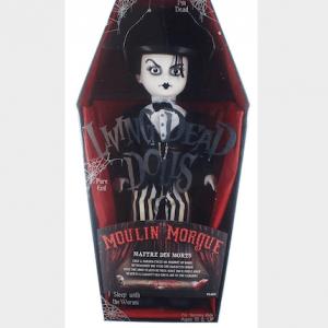 Living Dead Dolls Moulin Morgue Maitre Des Morts
