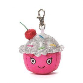 GUND Sparkle Snacks Clip - Cupcake