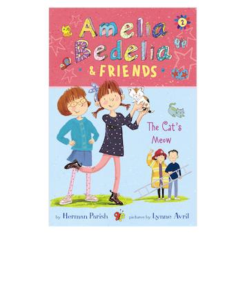 Amelia Bedelia & Friends #2: The Cat's Meow