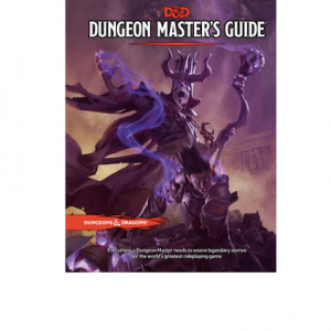 Dungeon's & Dragons Dungeon Master's Guide