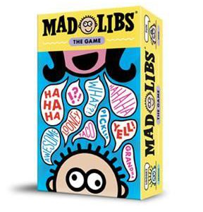 Mad Libs the Game by Looney Labs