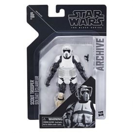 "6"" Star Wars Black Series Archive Scout Trooper"