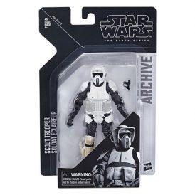 "6"" Star Wars Black Series Archive Scout Trooper"
