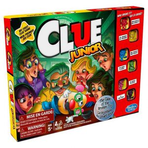 Clue Junior The Case of the Broken Toy Game