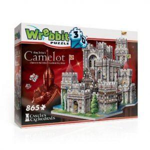 Wrebbit 3D Puzzle Camelot 865 pcs.