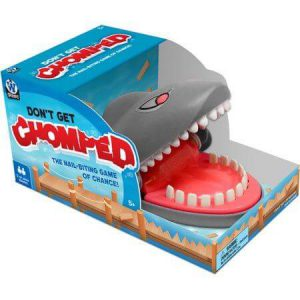 Don't Get Chomped! The Nail-Biting Game of Chance