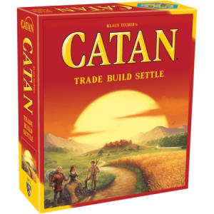 Catan - Trade Build Settle Board Game