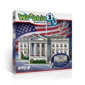 Wrebbit 3D Puzzle The White House