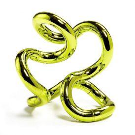 Tangle Jr. Metallics - Green
