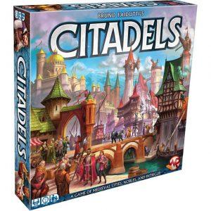Citadels Game - Z-Man