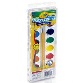 Crayola 16 ct. Washable Watercolors