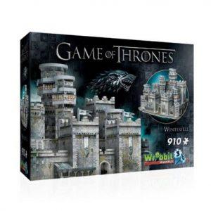 Wrebbit 3D Puzzle Game of Thrones - Winterfell 910
