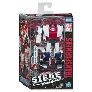 Transformers War of Cybertron: Siege Red Alert Del