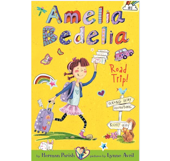 Amelia Bedelia #3: Road Trip