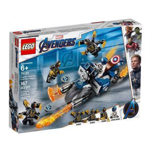 LEGO Avengers Captain America: Outriders Attack 76