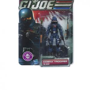 "G.I. Joe 30th Anniv. Cobra Trooper The Enemy 3.75"""