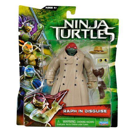 Teenage Mutant Ninja Turtles - Raph in Disguise
