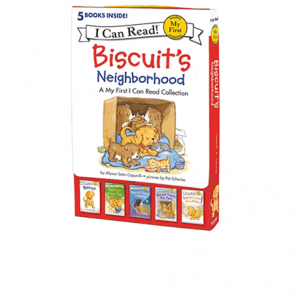 My First Reader: Biscuit's Neighborhood Collection