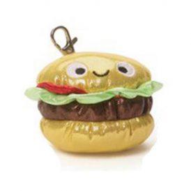 GUND Sparkle Snacks Clip - Hamburger