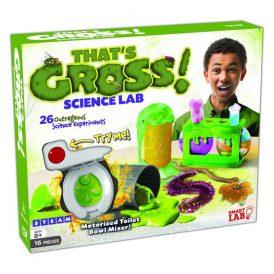 That's Gross Science Lab Kit Smart Lab