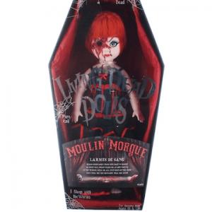 Living Dead Dolls Moulin Morgue Larmes De Sang