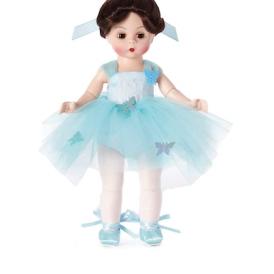 "Madame Alexander 8"" Butterfly Ballerina Brown Eyes"
