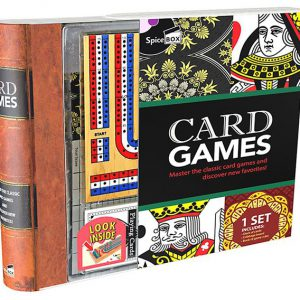 Card Games Set by Spice Box