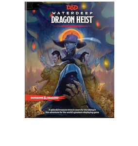Dungeons & Dragons Waterdeep Dragon Heist
