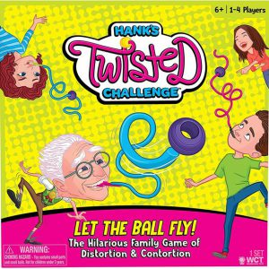 Hank's Twisted Challenge Family Fun Game
