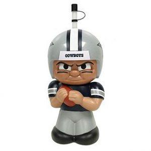 Big Sip NFL Dallas Cowboys TeenyMates 16 oz. Water Bottle