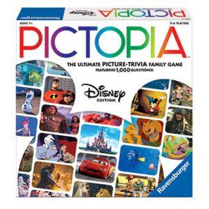 Pictopia Disney Edition - The Picture Trivia Game