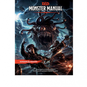Dungeons and Dragons Monster Manual 5th Edition