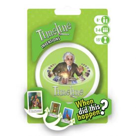 Timeline Inventions Game
