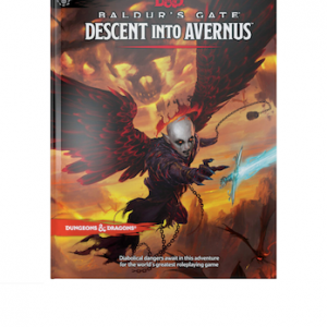Dungeons & Dragons Baldur's Gate Descent Into Aver