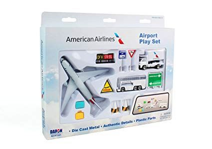 American Airlines Airport Playset by Daron