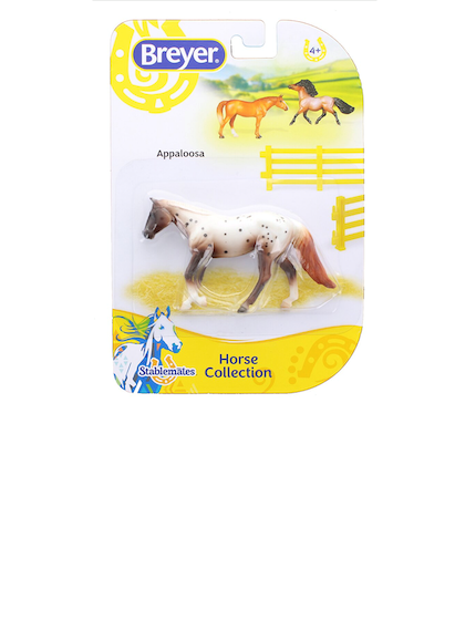 Breyer 1:32 Stablemates Appaloosa Model Horse