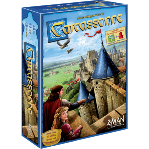 Carcassonne Strategy Board Game