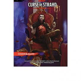 Dungeons & Dragons Curse of Strahd