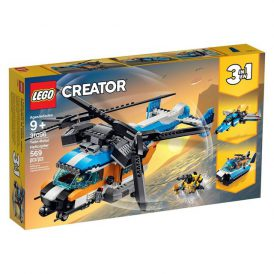 LEGO Creator Twin-Roto Helicopter 31096