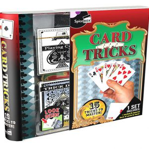 Card Tricks Gift Set