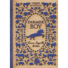 Farmer Boy - (Little House) by Laura Ingalls Wilder HC