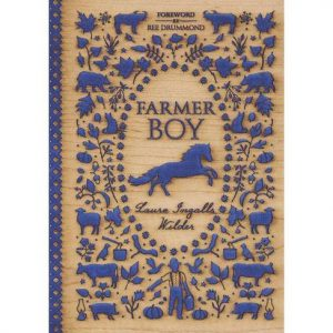 Farmer Boy - (Little House) by Laura Ingalls Wilder HC