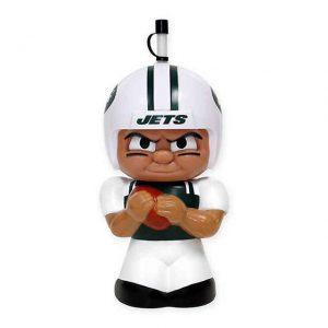 Big Sip NFL New York Jets 16 oz. Water Bottle